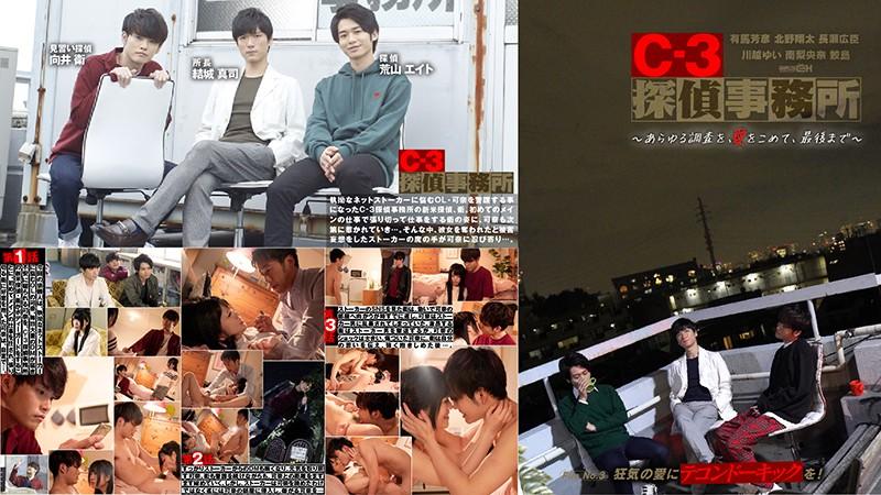C-3探偵事務所~あらゆる調査を、愛をこめて、最後まで~ File3 狂気の愛にテコンドーキックを!