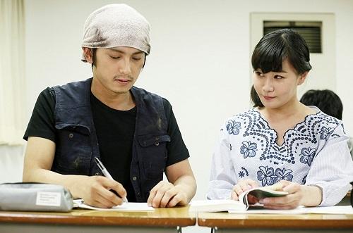 凸凹Night School ガテン系を演じる東惣介さん