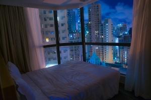 夜景が見えるホテル